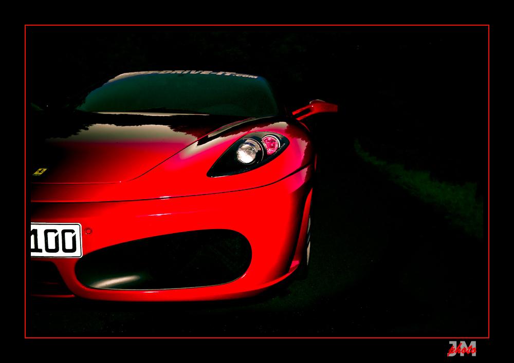 Ferrari F430 F1 Coupé