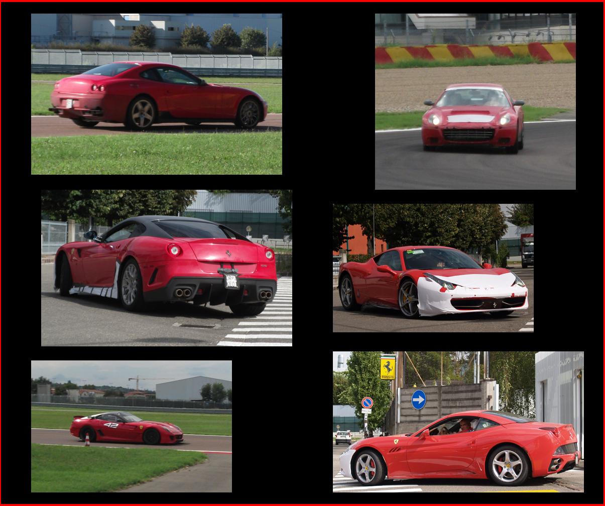 Ferrari Prototyp Maranello