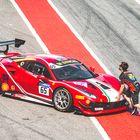 Ferrari Rosso Tow