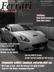 Ferrari - Was Männer bewegt!