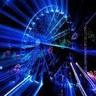 Ferris Wheel, George Square, Glasgow...