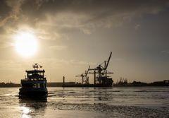 Ferry Cross the Mmmm - Elbe