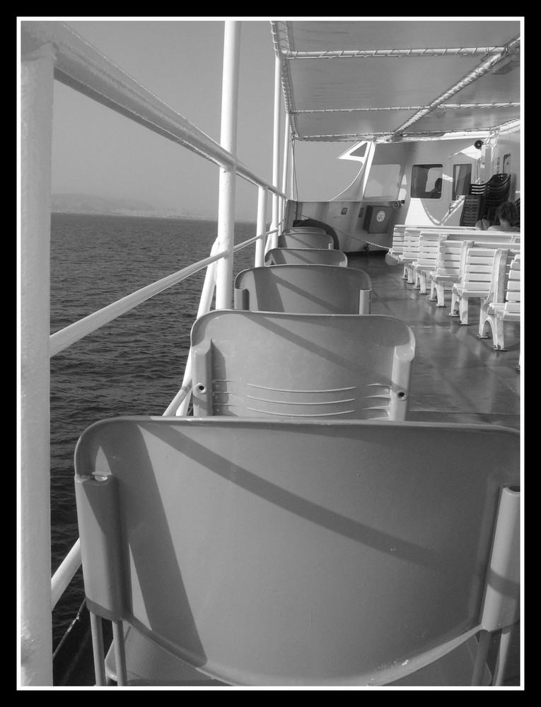Ferryboat to Aegina