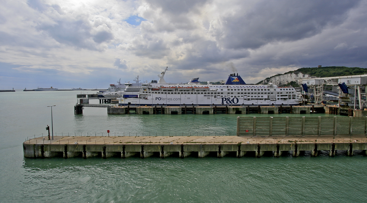 Ferry´s to continent - Dover - England