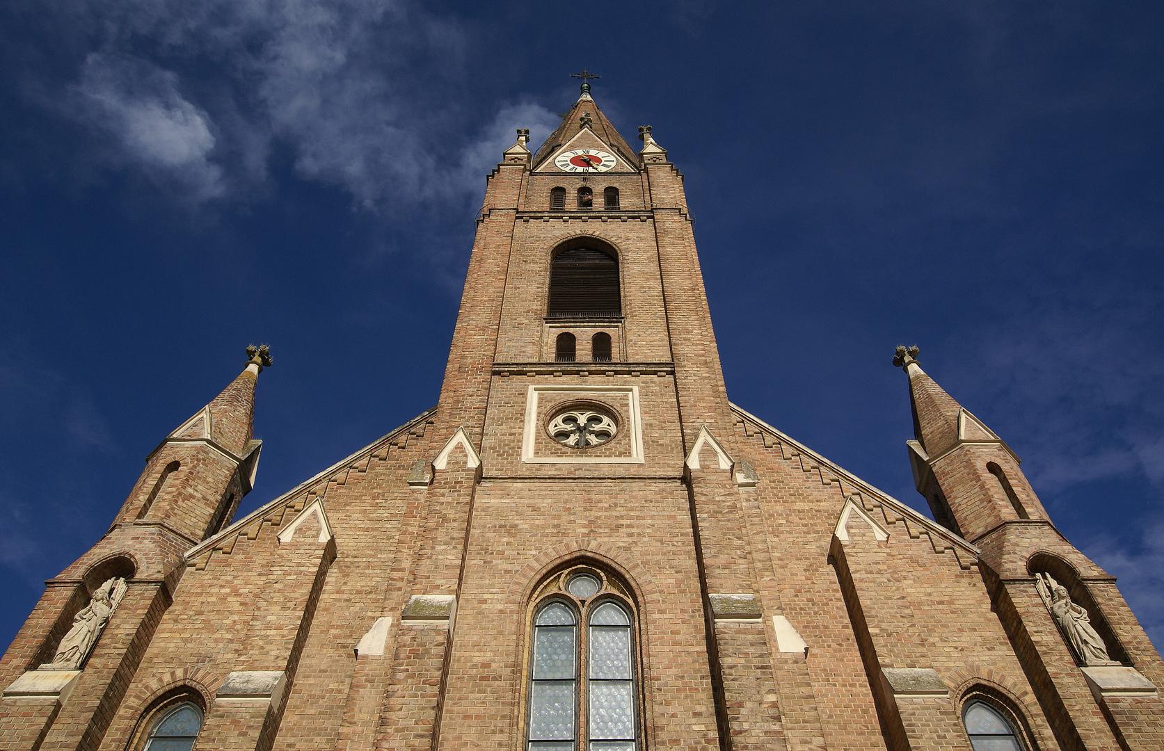 Fertöd - Kirche (Szent András templom )