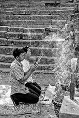 ferveur bouddhiste