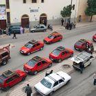 Fès - Petit Taxi Rank