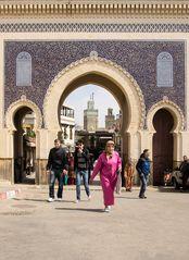 Fès Stadttor (Medina)