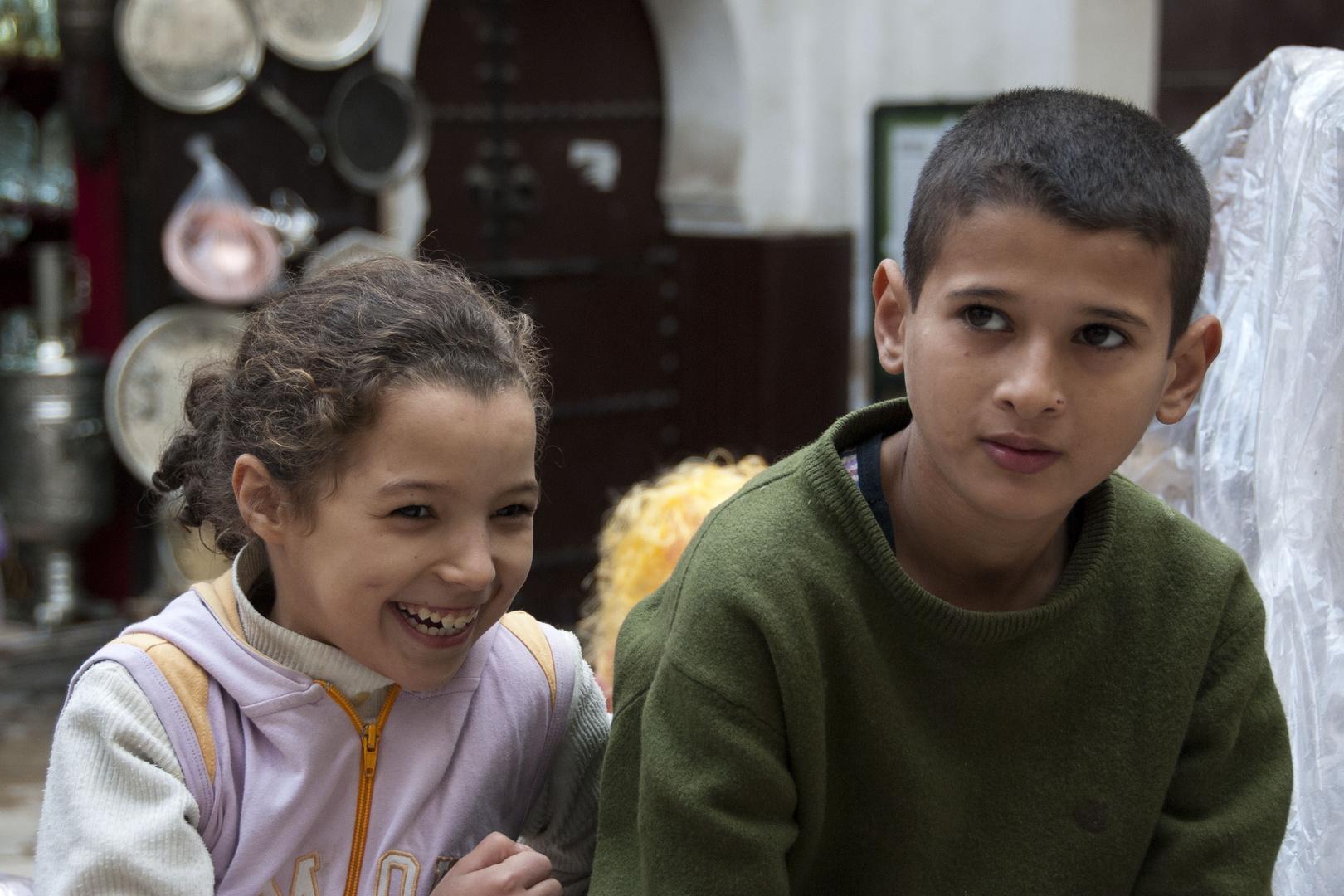 Fès - UNICEF Universal Childrens Day - Organised by ALC ALIF Photography Club Fès - 10