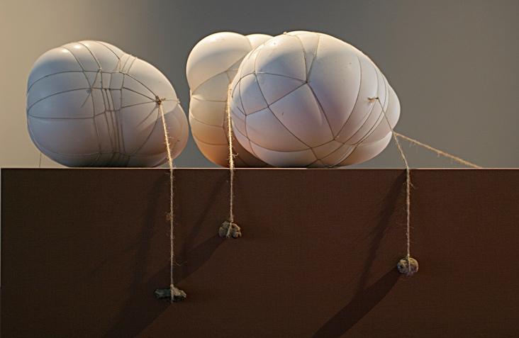 Fesselballons ? im Auepavillon