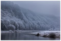 Fest im eisigen Griff des Frostes...