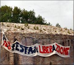 Festa di Liberazione.....2 Giugno. Liberazionem Party..... 2 June.