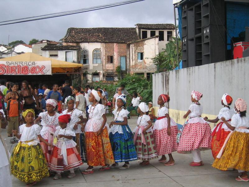festa in piazza - cachoeira brasiliana
