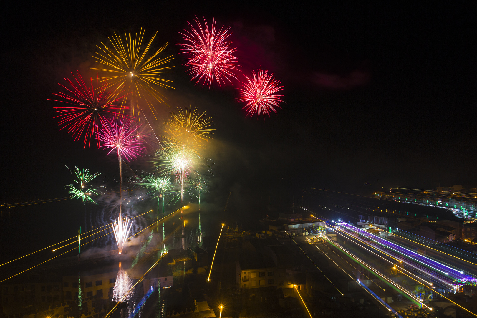 Festas da Barca, Muxia