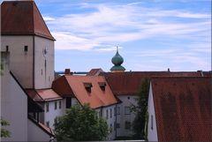 Feste Oberhaus - Einblick