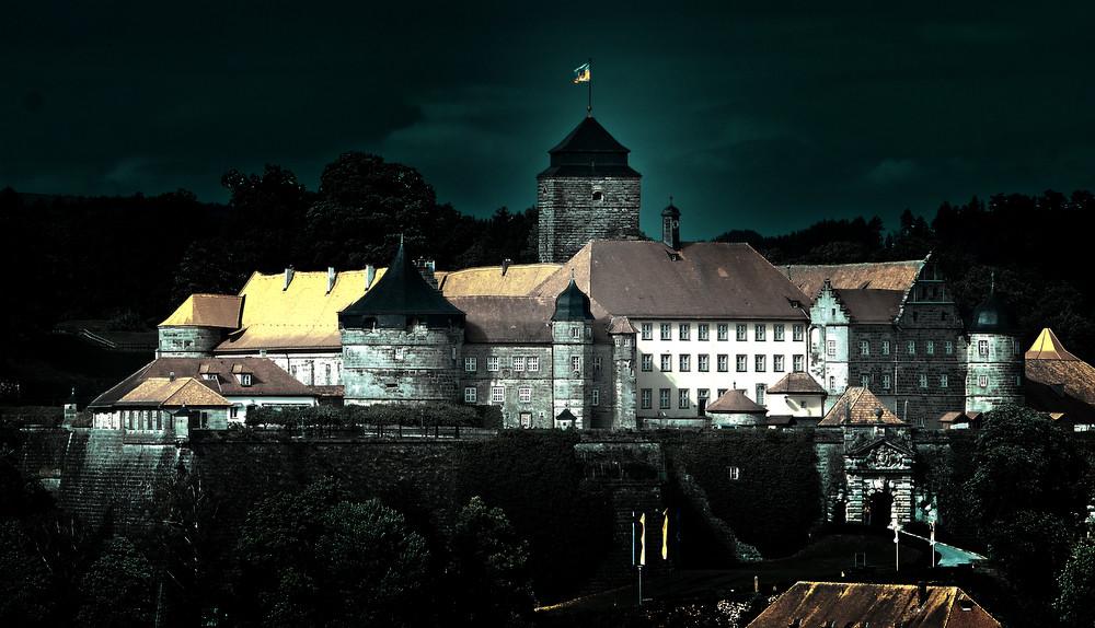 Feste Rosenberg in Kronach