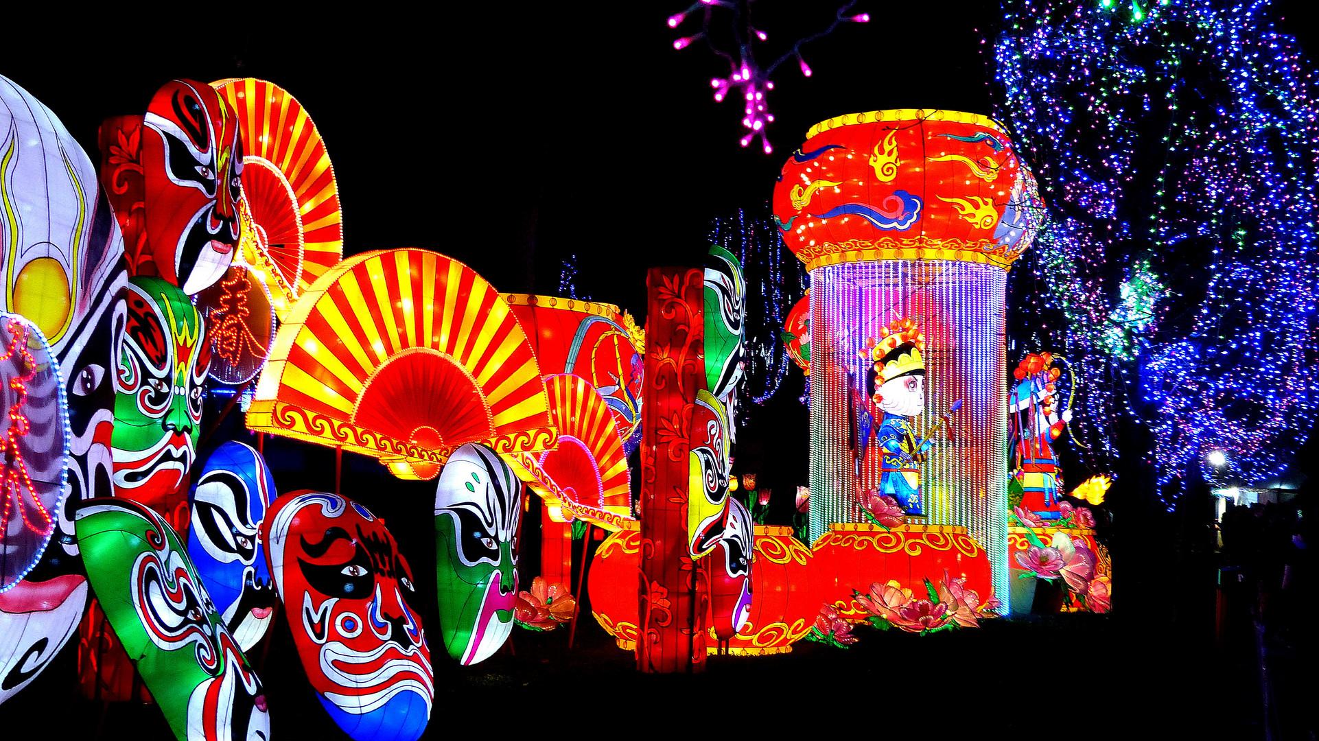 Festival des lumières à Gaillac  n° 6 - UJUC -