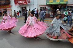 Festival in der Region Cusco (3)