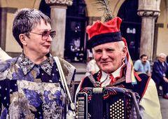 Festival in Krakau.   .120_0711