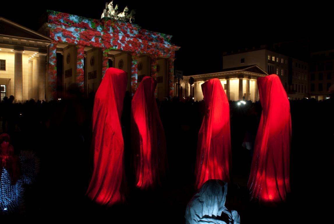 Festival of light 2013 Berlin
