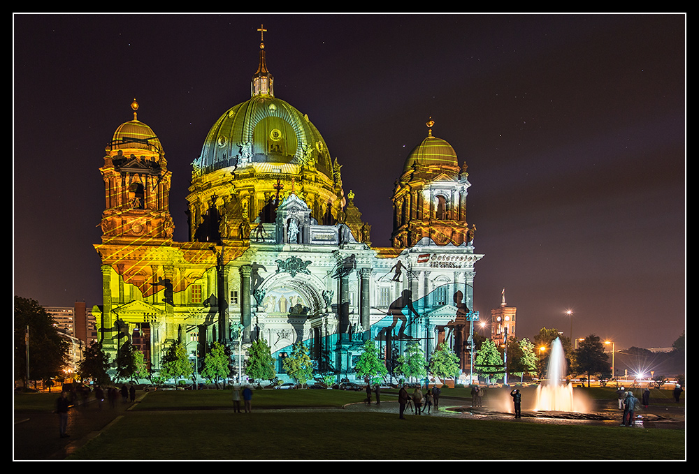 Festival of lights 2012 Berlin 01