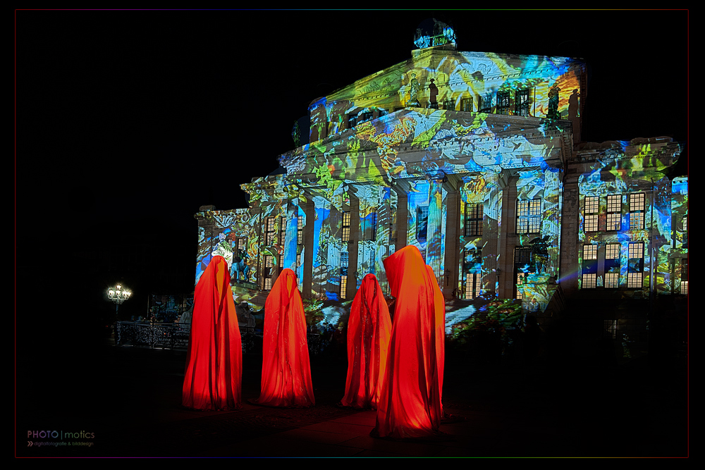 Festival Of Lights 2012 - Time Guardians