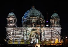 Festival of Lights 2013 / Berliner Dom (1)