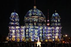 Festival of Lights 2013 / Berliner Dom (2)