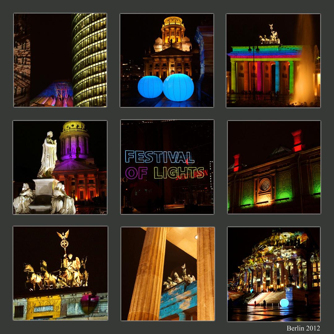 Festival of Lights Berlin 2012