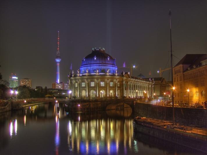 """Festival of Lights"" - Berlin - Bode-Museum - DRI"