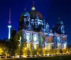 Festival of Lights - Berliner Dom2