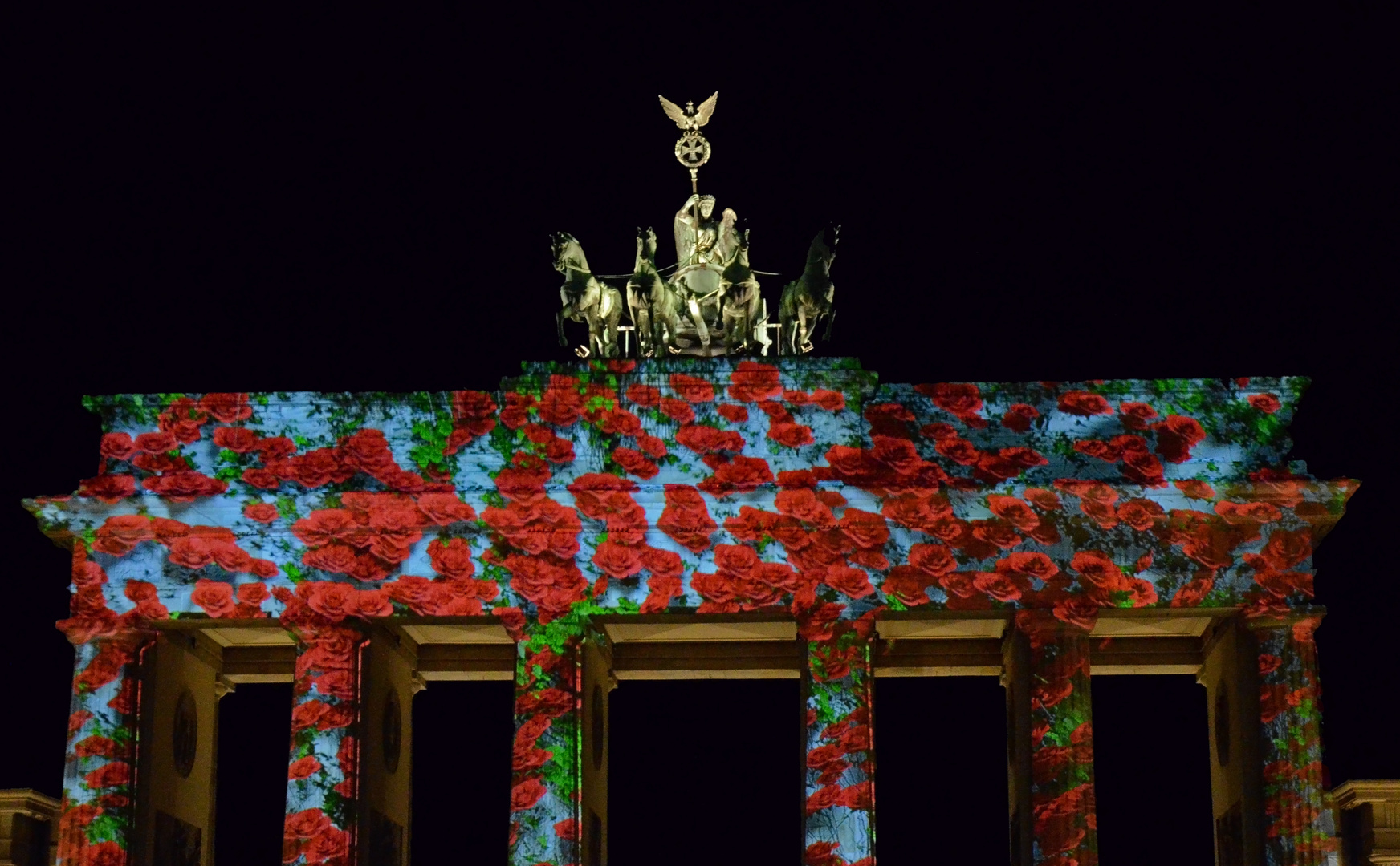 Festival of Lights Brandenburger Tor