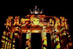 Festival of Lights - Sandmalerei