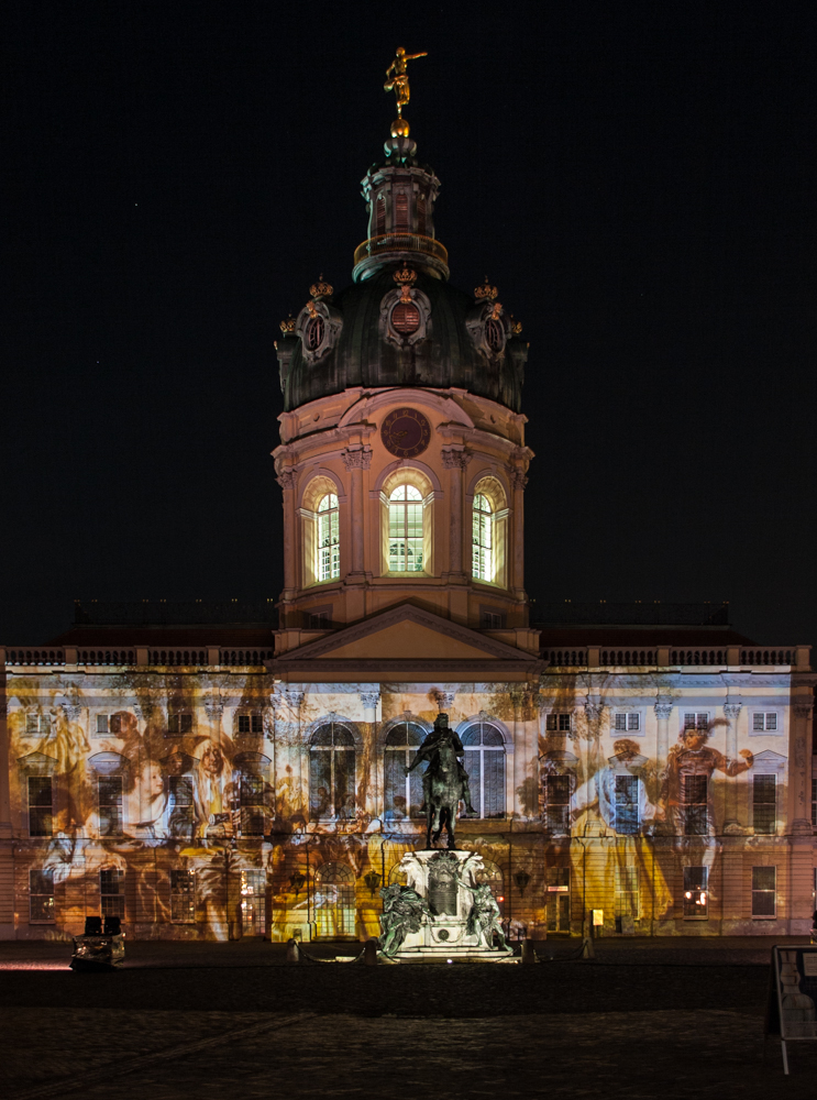 FESTIVAL OF LIGHTS - Schloss Charlottenburg [1]