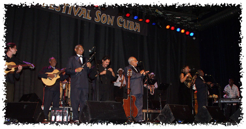 Festival Son Cuba (23.09.04) 3 - Schluß-Session