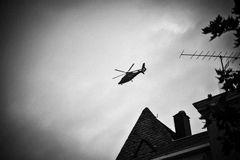 Festnahme nach Raubüberfall (Hubschraubereinsatz) IV