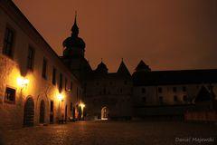 Festung ganz wie im Mittelalter