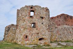 Festung Hammerhus auf Bornholm (Dänemark)