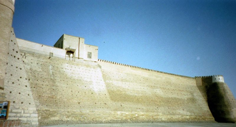 Festung in Buchara