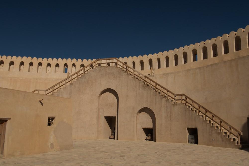 Festung in Nizwa