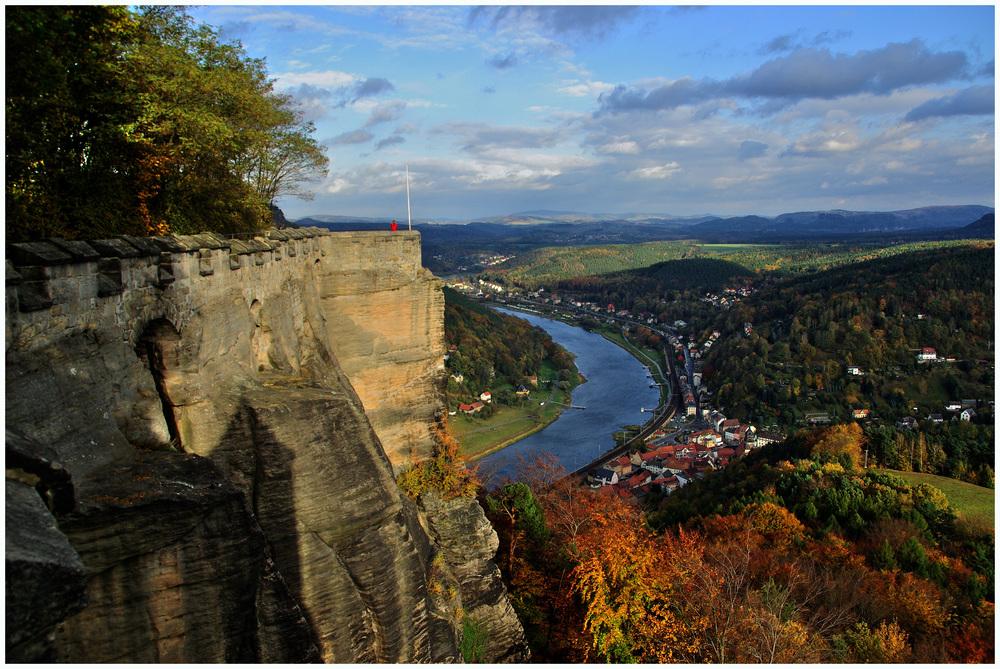 Festung Königstein 05