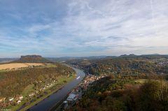 Festung Königstein - Ausblicke (1)