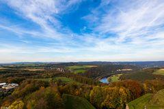 Festung Königstein  - Ausblicke (6)