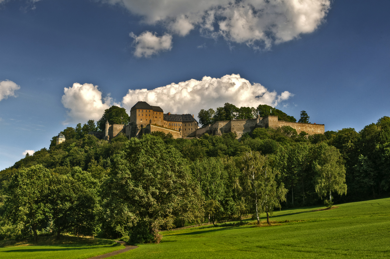 *** Festung Königstein ***