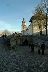 """"""" Festung Marienberg und Stadtblicke von der Burgperspektive Würzburg """""""