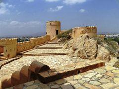 Festung Nakhal, Oman