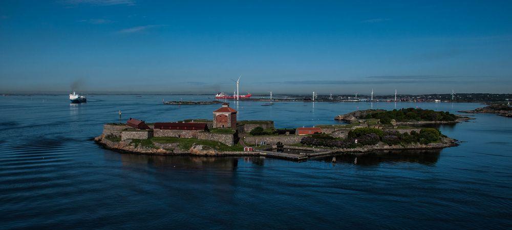 Festung Nya Elfsborg