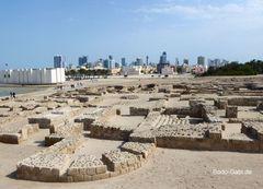 Festung Qal'at al-Bahrain