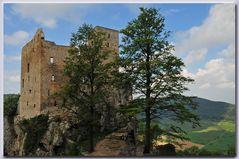 Festungen und Burgen: der Reußenstein