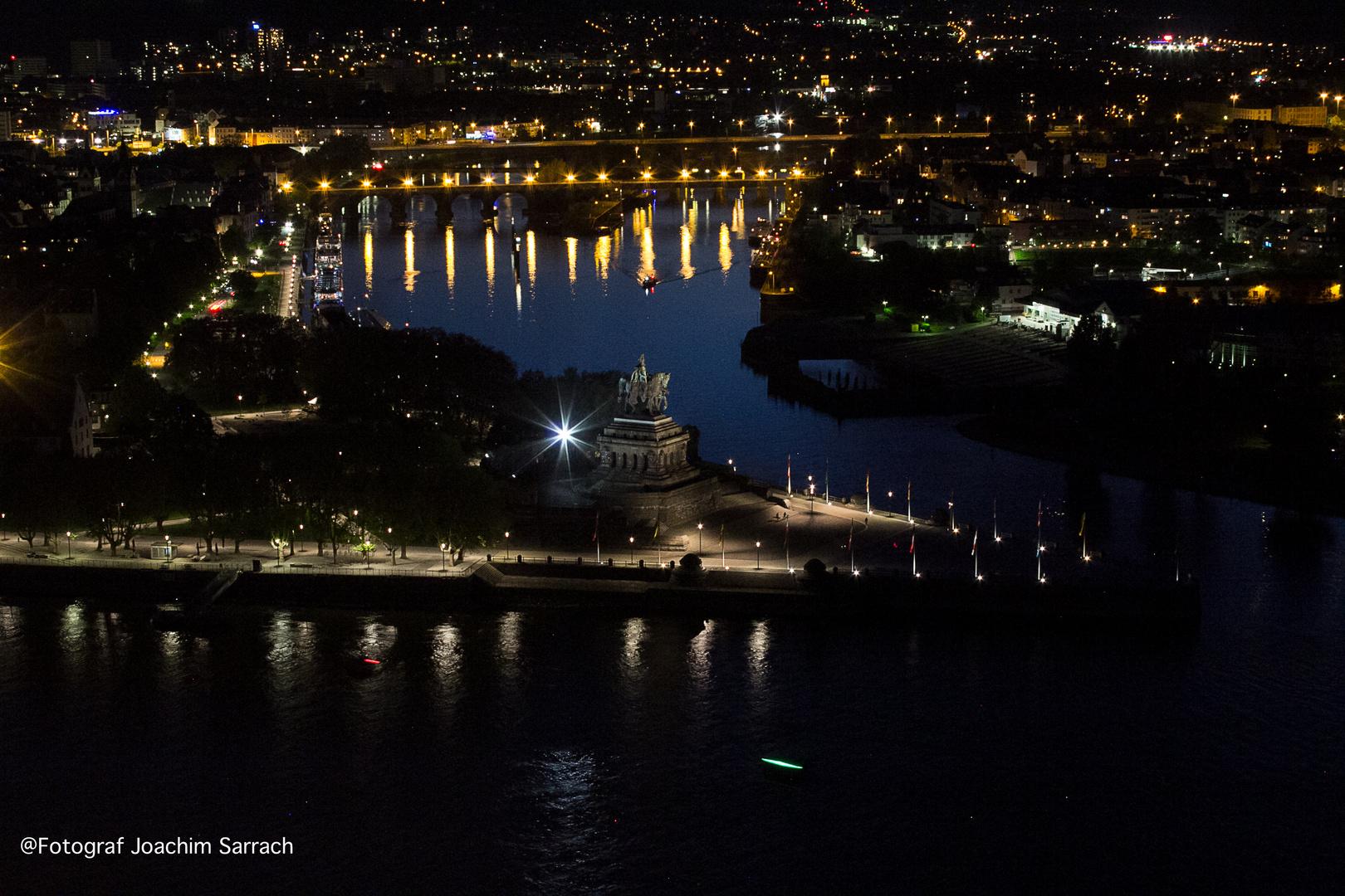 Festungsleuchten Koblenz